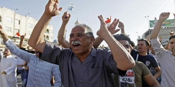 عناصر-الحرس-الثوري-الإيراني-اعتدوا-على-المتظاهرين-جنوبي-العراق