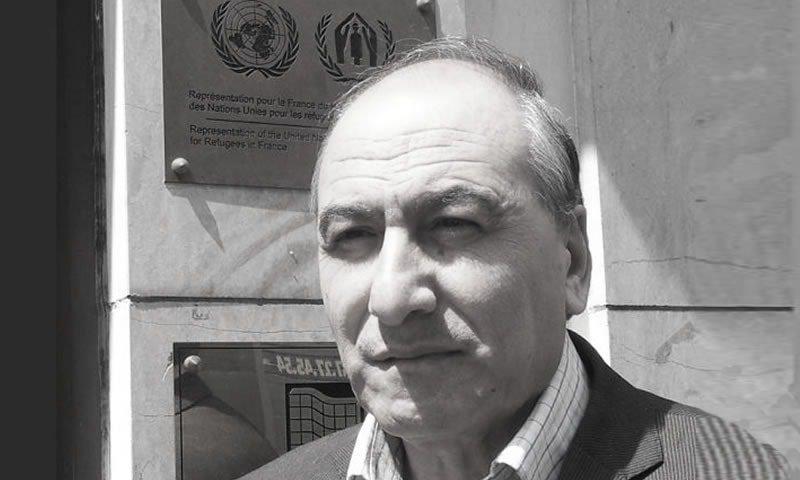 من هو الخائن حسين نجاد