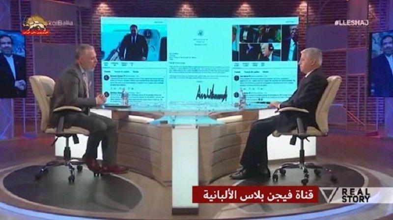 بعد طرد سفير النظام الإيراني..وزير الداخلية الألباني أمن ألبانيا اليوم أفضل من أمس