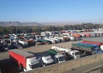 رابع يوم من إضراب سائقي الشاحنات العارم في إيران