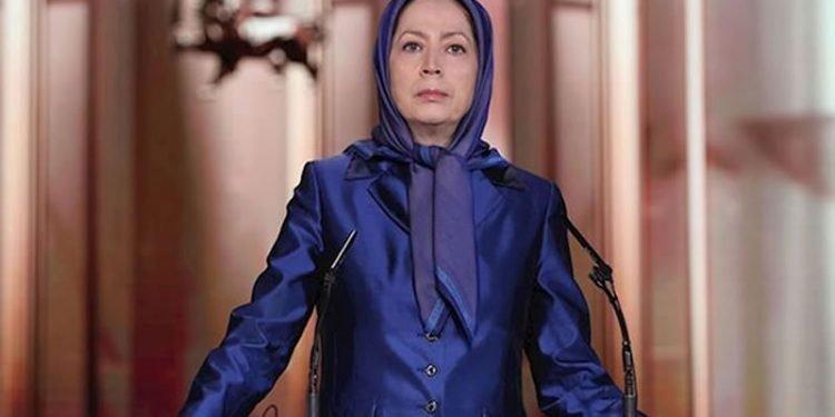 حرص المبدأيين الاحرار على شعوبهم، مريم رجوي نموذجا