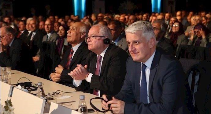 مشاركة مسؤولين ألبانيين في احتفالية مجاهدي خلق في ألبانيا