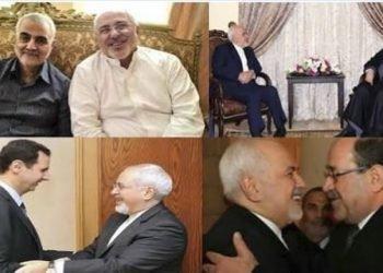 المقاومة الإيرانية تندد بقوة بزيارة مرتقبة لظريف لشمال أوروبا وتطالب بإلغائها