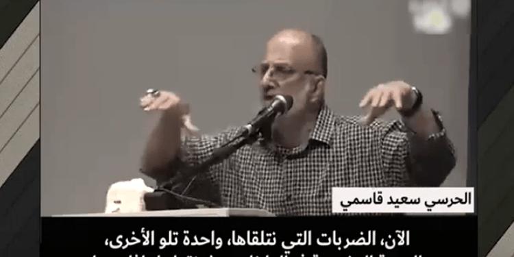 سعيد قاسمي: نفوذ مجاهدي خلق فى الوزارات والمؤسسات النظام الإيراني جاد