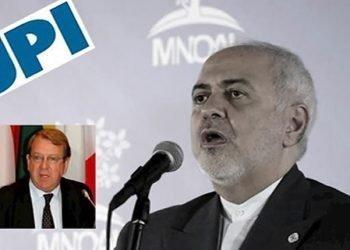 يجب حظر دخول وزير الخارجية الإيراني إلى أوروبا