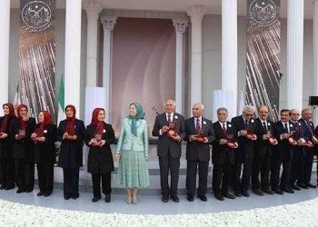 كلمة مريم رجوي في احتفال بمناسبة الذكرى السنوية لتأسيس منظمة مجاهدي خلق الإيرانية