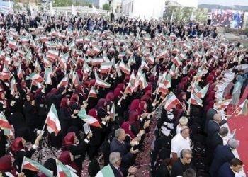 55 عاما من النضال من أجل حرية الشعب الايراني