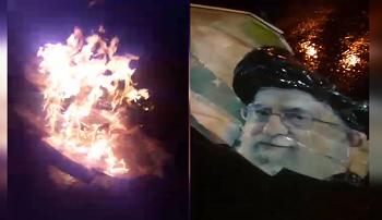 حان وقت حرق شجرة التطرف والارهاب في إيران