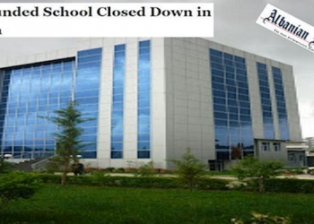ألبانيا ، تغلق مدرسة «سعدي» مركز تصدير التطرف والإرهاب للنظام الإيراني في تيرانا