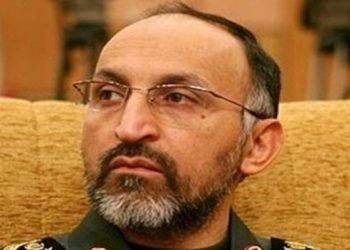 محمد حجازي نائب قائد فيلق القدس الإرهابي