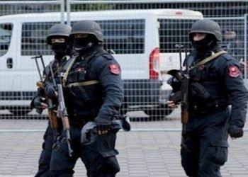 مسؤولو مكافحة الإرهاب الألبان