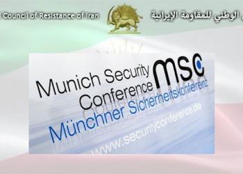 ألمانيا ..مشاركة وزير خارجية النظام الإيراني في مؤتمر ميونيخ الأمني