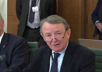 الجلسة الرسمية لمجلس اللوردات البريطانيين