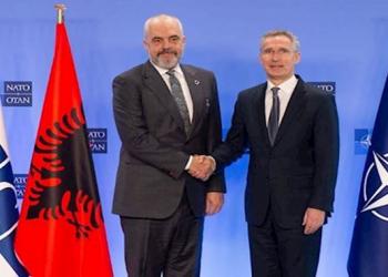 تصريح إدي راما حول وجود مجاهدي خلق الإيرانية في ألبانيا