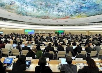 جنيف - بيان منظمات لحقوق الإنسان عن الانتفاضة ومجزرة 1988 في إيران