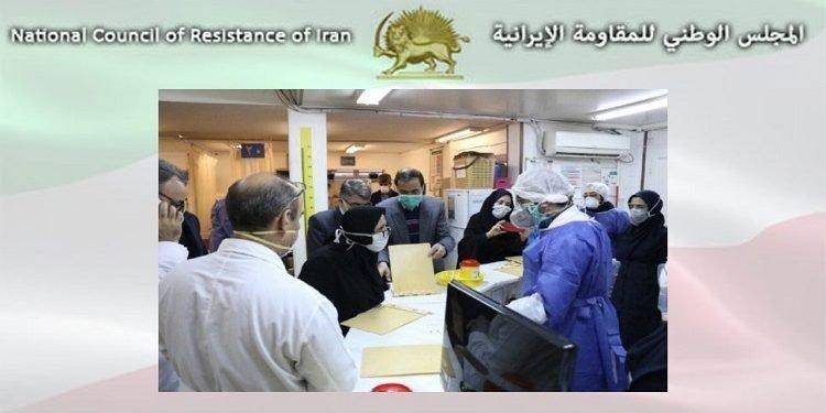 أعداد مروّعة للوفيات کورونا في إيران.. أكثر من 10500 ضحية