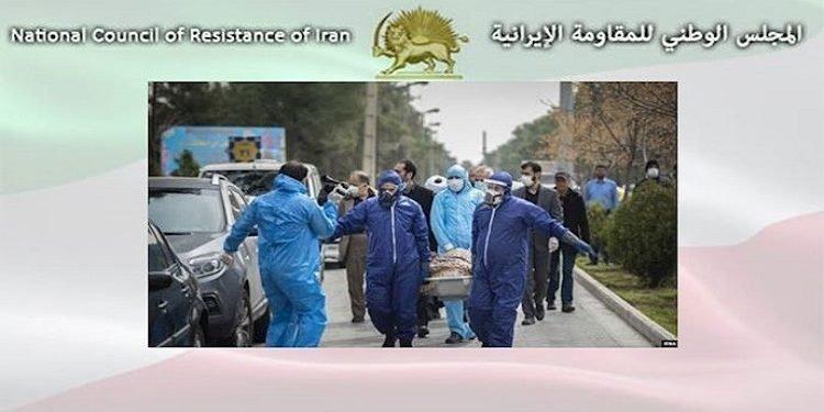 ارتفاع عدد وفيات كورونا في إيران إلى 10900 شخص في 219 مدينة