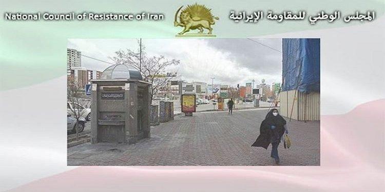 وفيات جانحة كورونا ترتفع إلي 11500 شخص في 222 مدينة في إيران