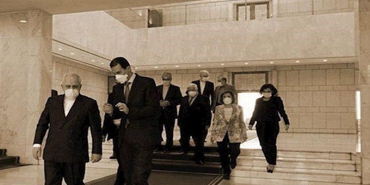 سبب زيارة ظريف إلى سوريا وإبعاد النظام الإيراني عن المعادلات
