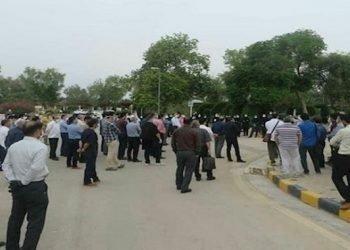 إضرابات وتجمعات احتجاجية في في إيران - الاثنين 11 مايو