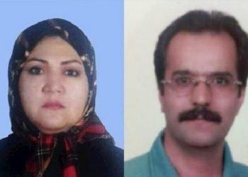 إيران .. نظام الملالي يصادر منزل الزوجين السجينين السياسيين