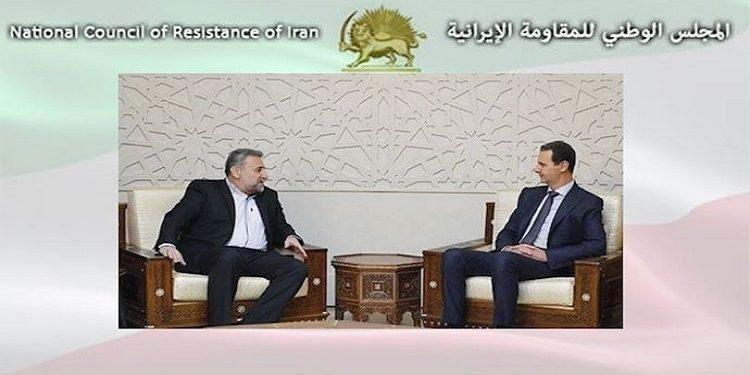 اعتراف عضو مجلس شورى النظام بمنح 20-30 مليار دولار إلى النظام السوري