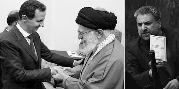 عضو مجلس شورى الملالي في إيران موّلنا بشار الأسد في سوريا 30 مليار دولار