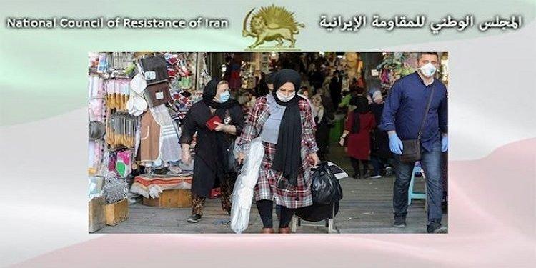 في إيران عدد ضحايا كورونا في 320 مدينة يتجاوز 44000 شخص