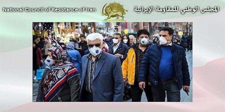 في إيران عدد ضحايا كورونا في 323 مدينة يتجاوز 47800 شخص