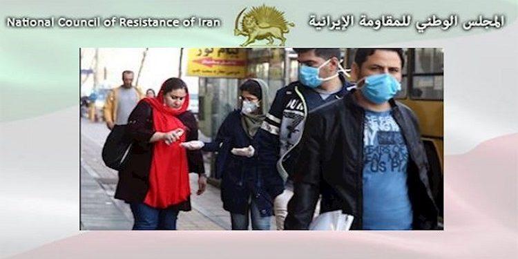 في إيران يتجاوز عدد وفيات كورونا في 323 مدينة 48000 شخص