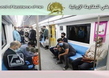 في إيران..عدد الوفيات جراء كورونا في 323 مدينة أكثر من 44،800 شخص