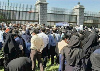 احتجاجات في إيران ..استمرار تجمعات احتجاجية في طهران وغيرها من المدن