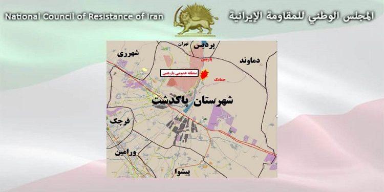 الانفجار في طهران وقع في قسم الرؤوس الحربية للصواريخ الباليستية وليس خزان الغاز