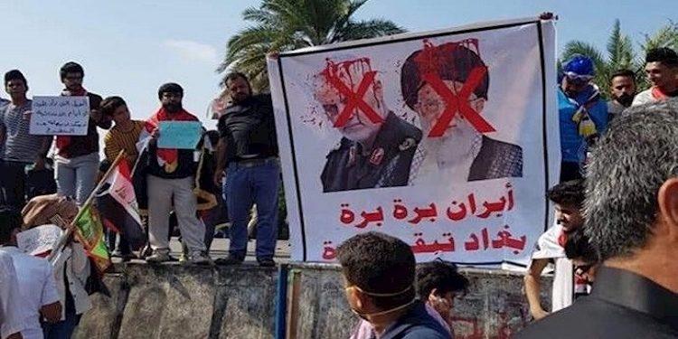 العراق .. كراهية الشعب العراقي تجاه النظام الإيراني تتضاعف أربع مرات