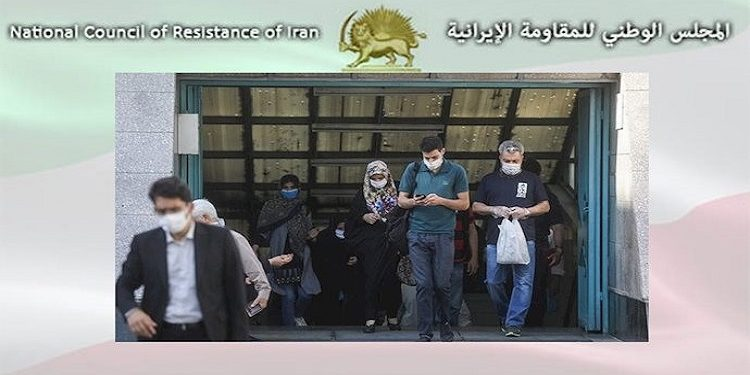 عدد الوفيات جراء كورونا في 340 مدينة في إيران تجاوز 61500 شخص