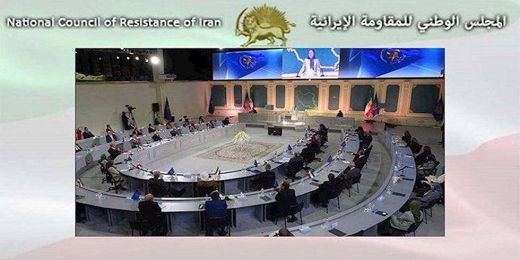 اجتماعات المجلس الوطني للمقاومة الإيرانية لـ3 أيام على الانترنت في 11 دولة