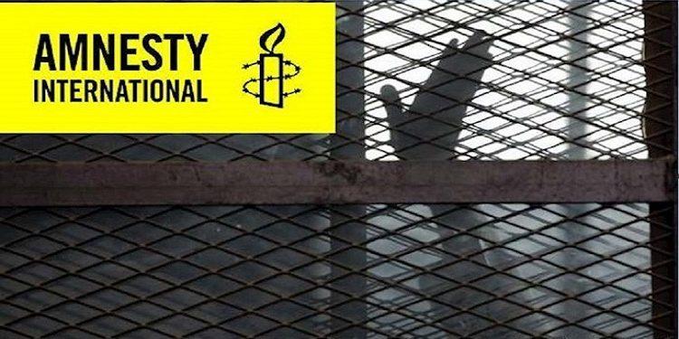 العفو الدولية الحكومة في إيران ترفض توفير التسهيلات لمنع تفشي كورونا في السجون
