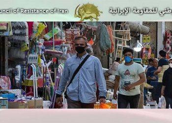 عدد ضحايا كورونا في 342 مدينة في إيران يتخطى 65200 شخص