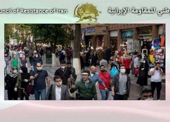 مجاهدي خلق في إيران عدد ضحايا كورونا يتجاوز 66400 شخص