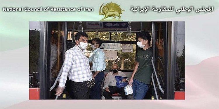 مجاهدي خلق وفاة 66900 شخص بسبب كورونا في إيران