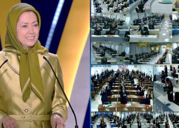 إيران - صحيفة حكومية مجاهدو خلق يؤثرون بشدة على سياسات البيت الأبيض