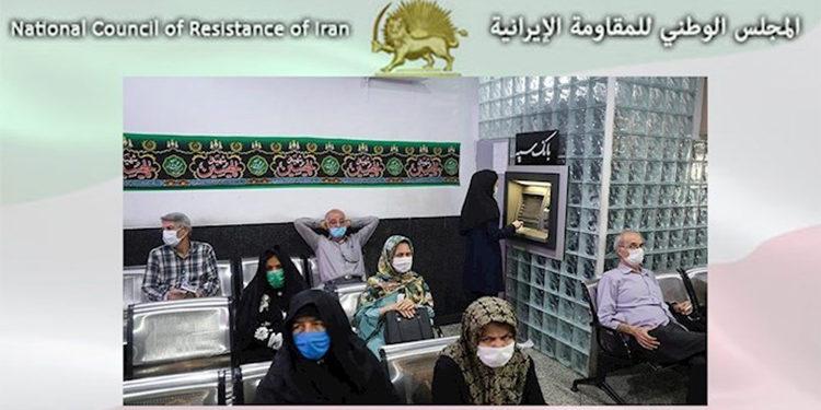ارتفاع عدد ضحايا کورونا في 444 مدينة في إيران إلى أكثر من 111300