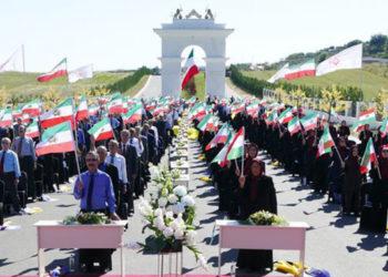 لمقاومة الايرانية وتقدم مستمر لايتوقف حتى النصر المٶزر