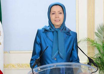 مريم رجوي أحكام جائرة بالحبس والإعدام على شباب تعكس خوف نظام