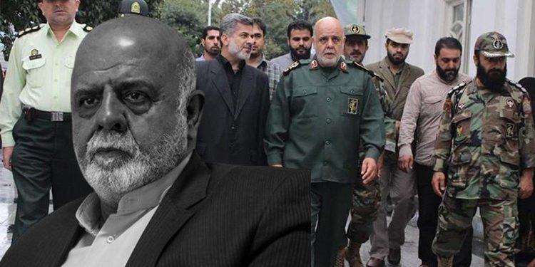 عاقبته أمريكا - من هو إيرج مسجدي سفيرالنظام الإيراني في العراق؟