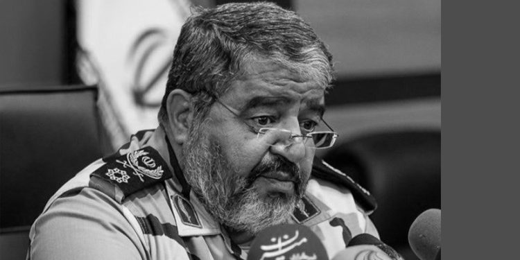 إيران - مسؤولو النظام قلقون من انهيار في صفوف قوات الأمن القمعية