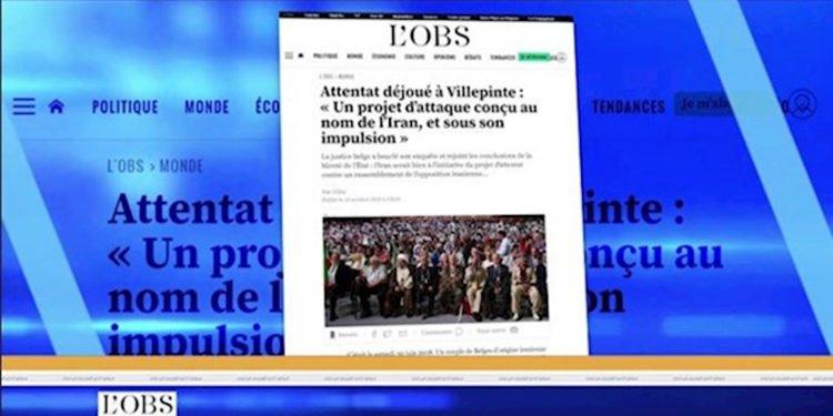 تقرير لوبس الفرنسية حول محاكمة الدبلوماسي الإرهابي للنظام الإيراني في بلجيكا
