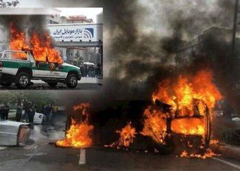 إرادة الشعب والمقاومة الايرانية هي من تحدد مستقبل إيران