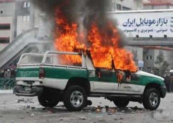 خبير حكومي: النظام الإيراني يواجه إسقاطا وشيكا على يد الشعب الإيراني