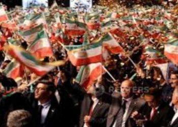 إيران لن تکون إلا کما يريد الشعب ومجاهدي خلق